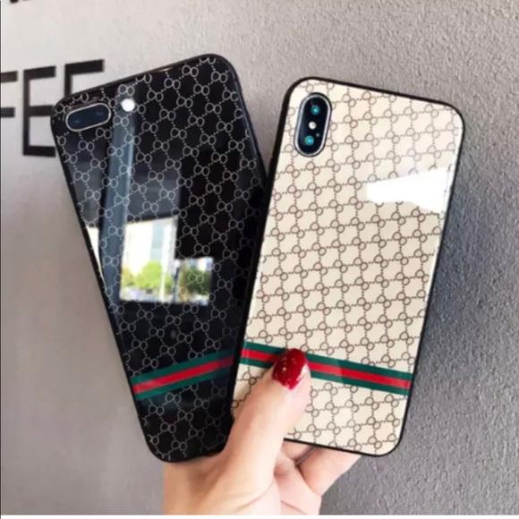 e53a32dcb5d21 Gucci color iphone xr xs max shockproof case Boutique